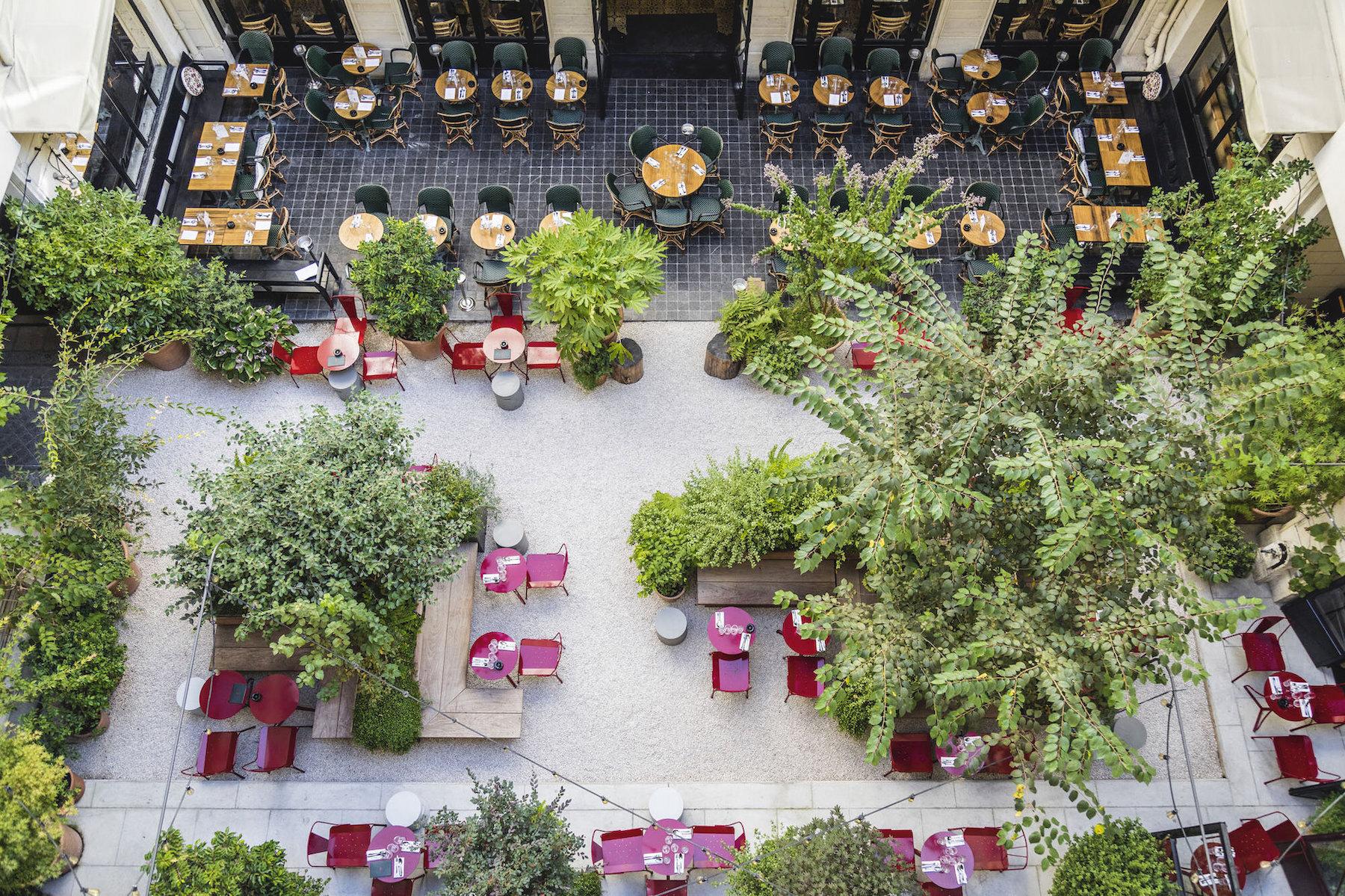 Notre agence de design sonore a travaillé l'ambiance musicale du restaurant BAMBOU PARIS