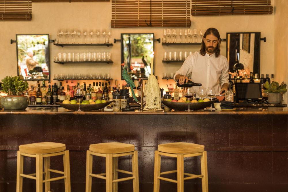 Design sonore pour le bar restaurant asiatique de luxe BAMBOU Paris