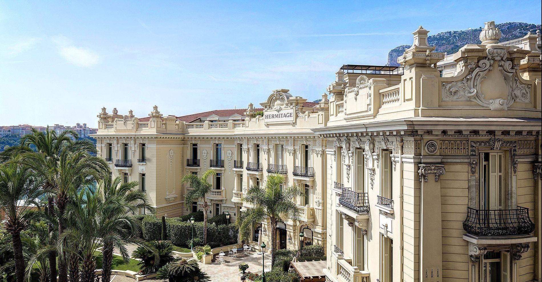 Design sonore et radio privée pour l'Hôtel Hermitage - o¨+ co sound design