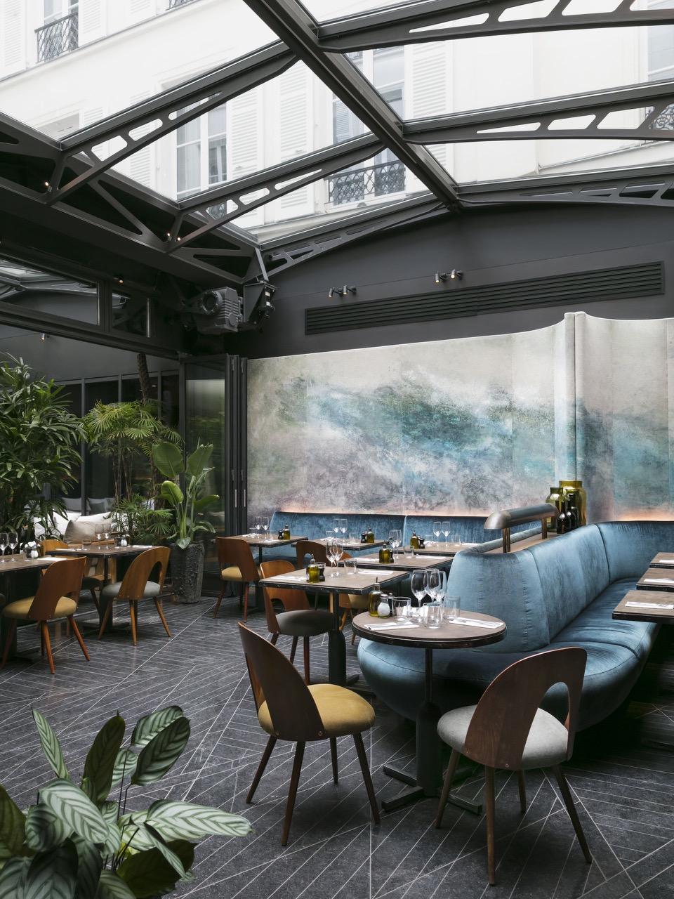Le studio o+co a réalisé l'identité musicale et un design sonore sur mesure pour cet hôtel trendy de Paris