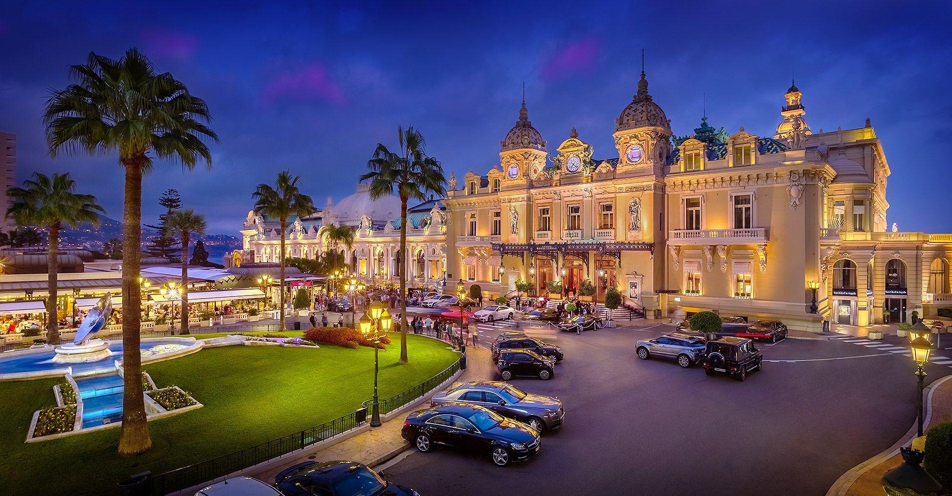 Exemple de clients luxe : le Casino de Monte-Carlo