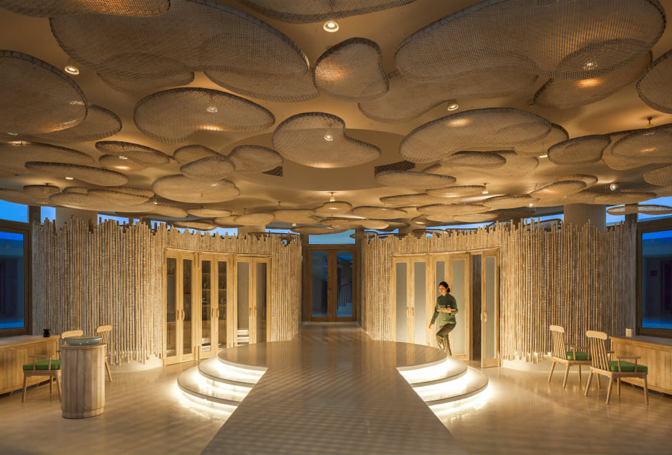 Spa & Wellness sound design is important, we worked with the six senses spa